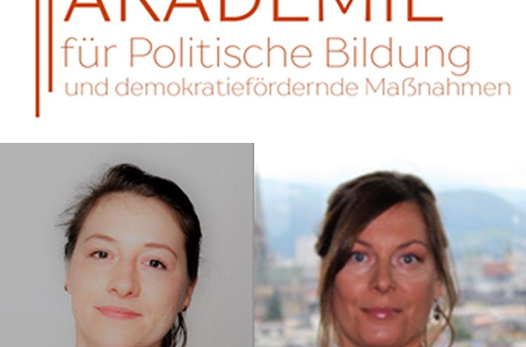 Partner presentation: Akademie für politische Bildung… (AT)